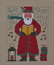 cross stitch counted needlepoint pattern design